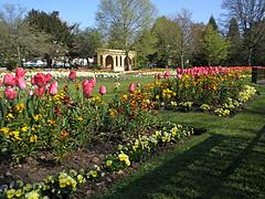 leamington spa Jephson Gardens